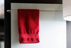 Handtuchtrockner  Der neue Redwell Handtuchtrockner ist gleichzeitig eine Badezimmerheizung.