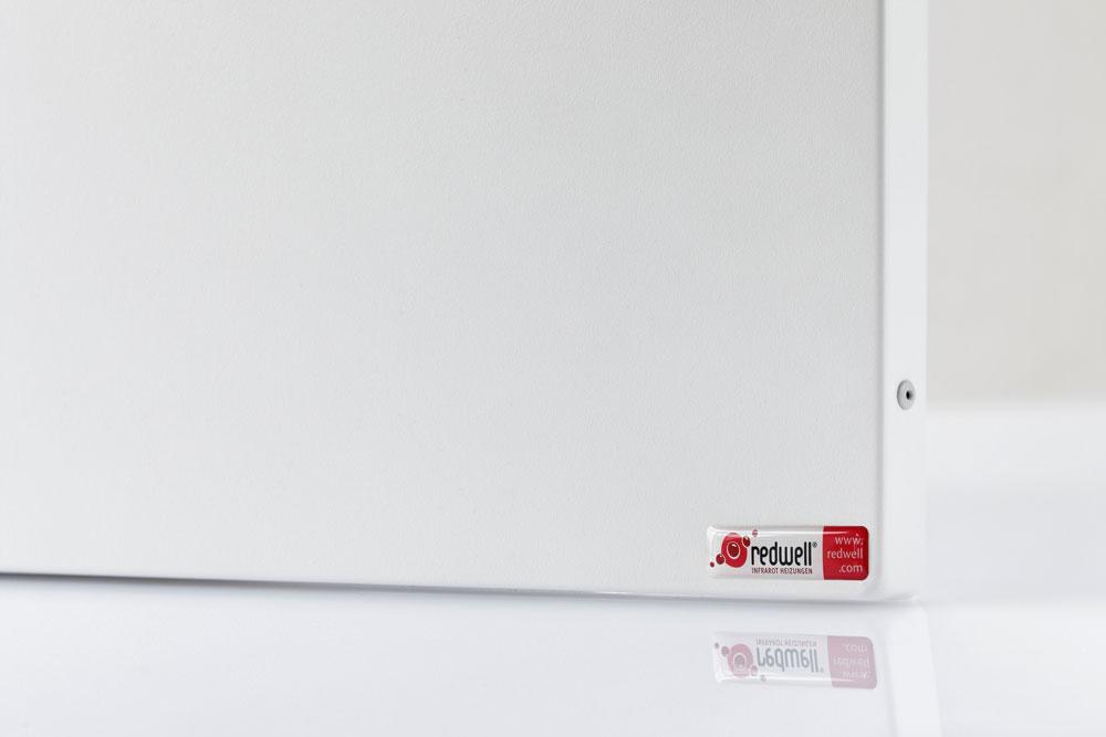 WE-Line  Durch ihre weiße, leicht strukturierte Oberfläche eine kostengünstige Alternative im formschönen Design.